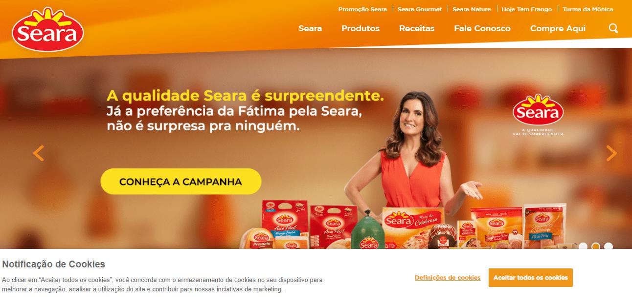 Portal Oficial Seara